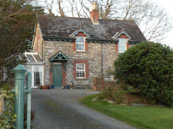 Druid Cottage: Room