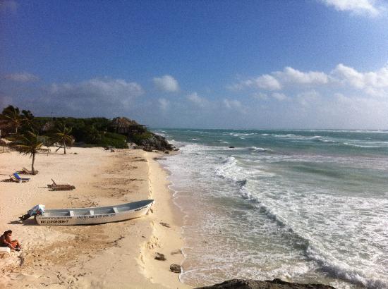La Posada del Sol: hotel beach