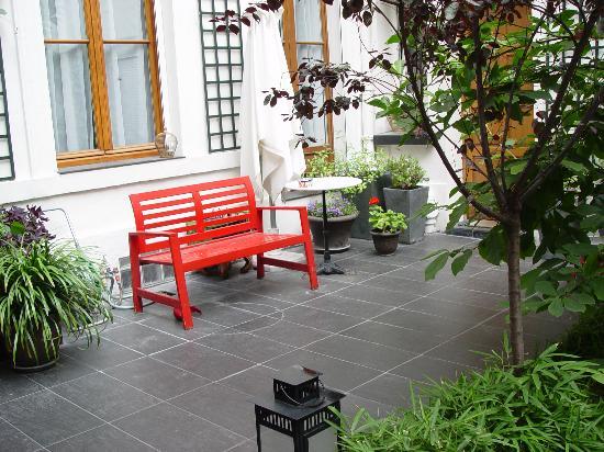 Maison Zen: Garden