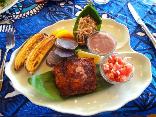 Big Island Wild Boar - Picture of Mama's Fish House, Paia ...
