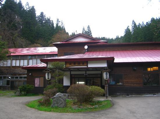 Odate, Jepang: 古くからの温泉です