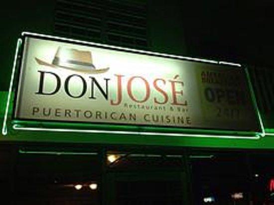 Don Jose Restaurant: Entrance