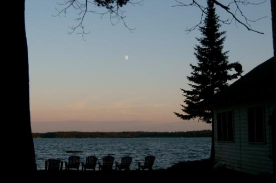 Jansen's Eagle Lake Resort: Great views