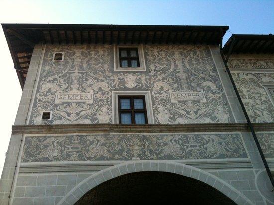 Citta di Castello, Taliansko: Pinacoteca di Palazzo Vitelli alla Cannoniera