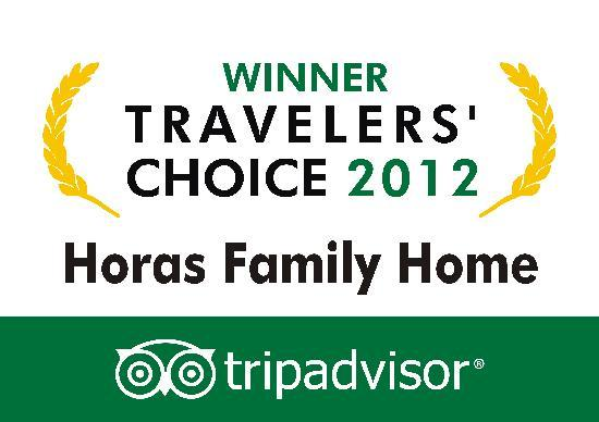 The Winner is Horas Family Home