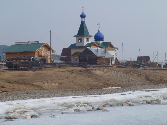 Irkutsk, Rusia: Bolshoe Gobolusha