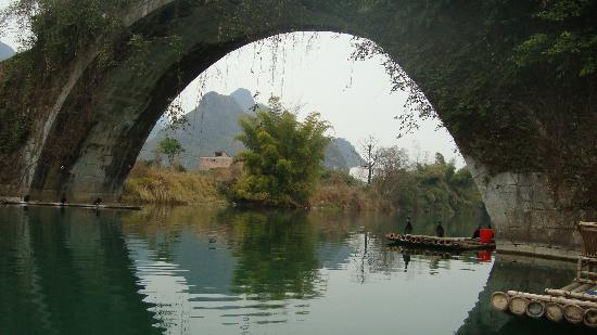 The Stone Bridge-Home Sweet Home in the Valley: Yulong Bridge, within a bike ride distance from The Stone Bridge Villa