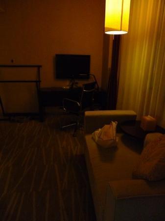 Victoria Regal Hotel Zhejiang: room_desk