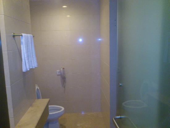 Grand Winner International Hotel : Bathroom