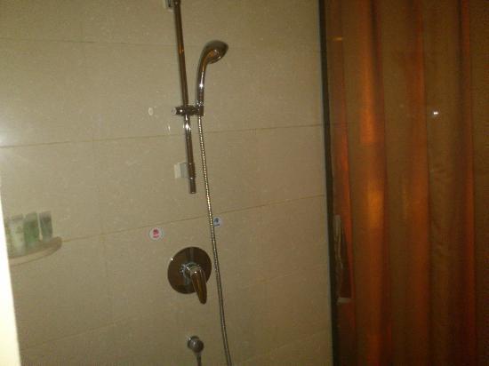 Grand Winner International Hotel : Shower