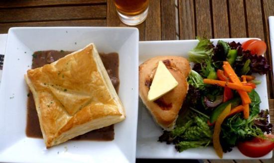 Secret Garden Cafe: Venison Pot Pie