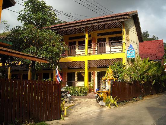 Fasai House: Le camere