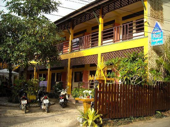 Fasai House: La struttura