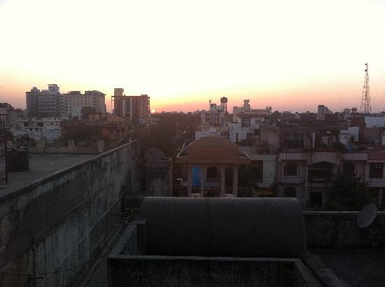 Ratan Niwas: nice views!