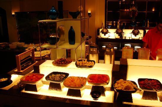 The Sukosol: Frühstücksbuffet