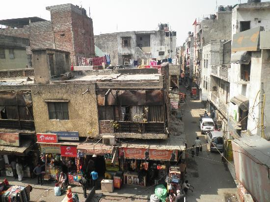 OYO 2902 Hotel Lal's Haveli: view from our balcony
