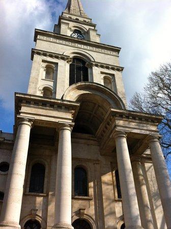 Bowl Of Chalk: Church @ Spitalfields