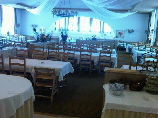 Sunstar Alpine Hotel Flims: restaurant