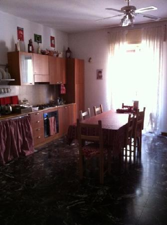 B&B Castelvecchio : cucina