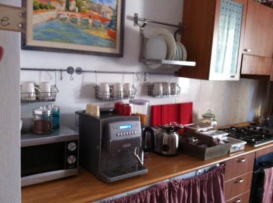 B&B Castelvecchio : colazione