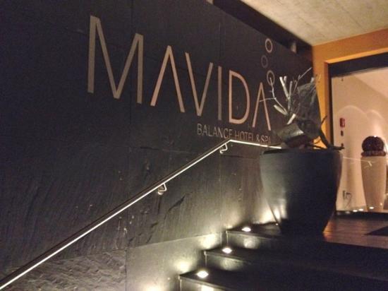 MAVIDA Wellnesshotel & Sport Zell am See : Front Entrance