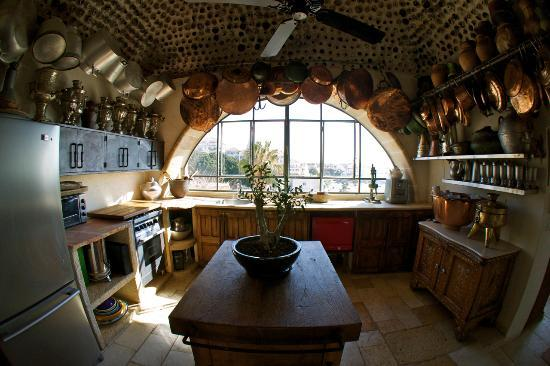 Ilana Goor Residence and Museum : Kitchen