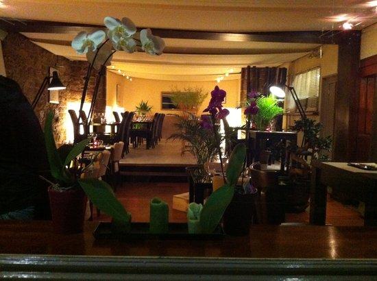 Restaurant Le 400 ap : la salle