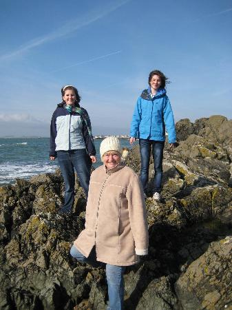 Ambleside Bed and Breakfast: Sunny Rhosneigr!!!!!!