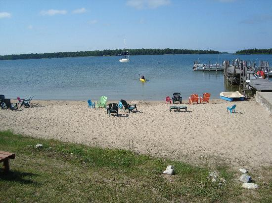 Hessel On The Lake: Great Little Beach