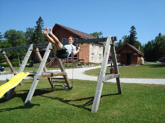 Hessel On The Lake: Even fun for big kids