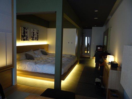 โรงแรมคันระ เกียวโต: Superior Room