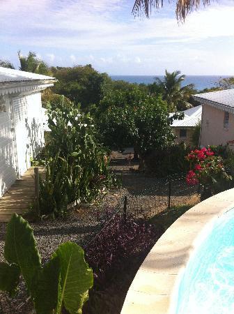 Reves en Iles: descente vers les gites