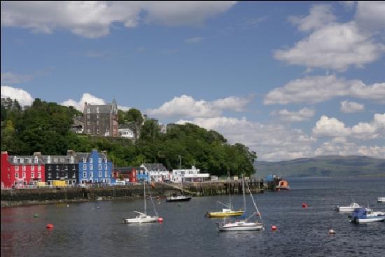 Western Isles Hotel Tobermory
