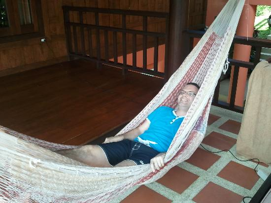 Chillin in the Hammock