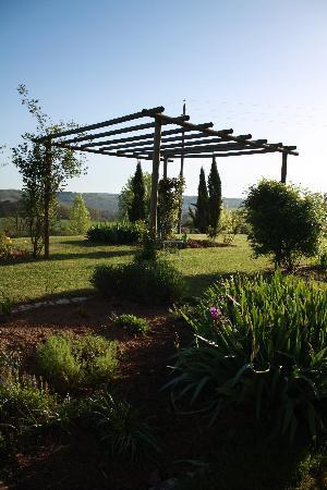 Coteau de Belpech : jardin de curé