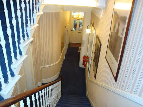 Stairs To Breakfast Room Picture Of Parkwood At Marble
