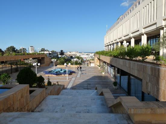Sofitel Algiers Hamma Garden: El complejo