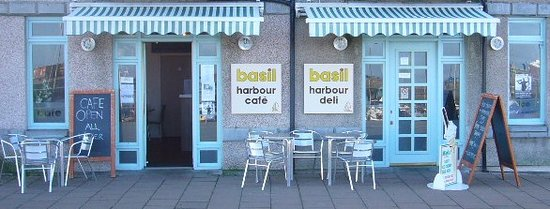 Basil Harbour Cafe