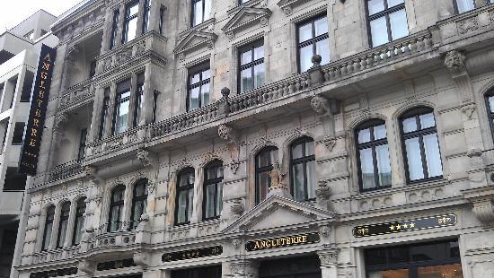 Hotel Angleterre: hotel