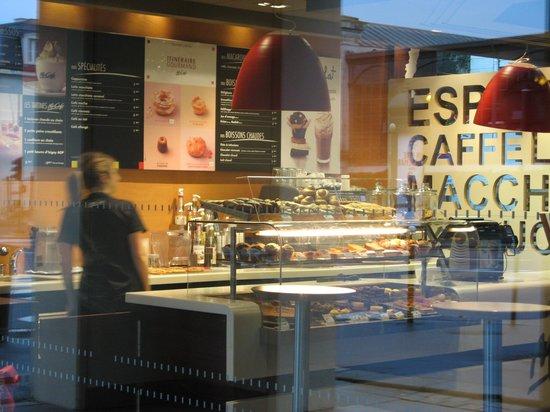 McDonald\'s, Versailles - Galerie des Maneges - Restaurant Reviews ...