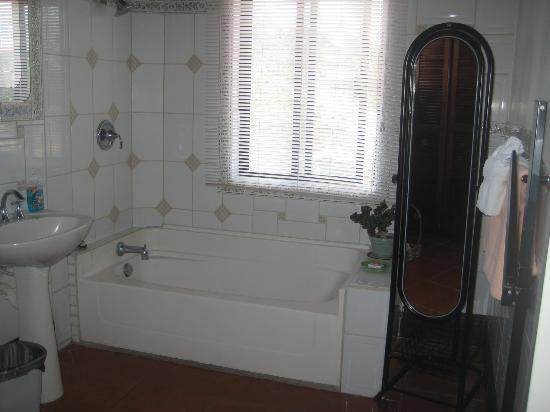 Martha's Guesthouse: Our bathroom