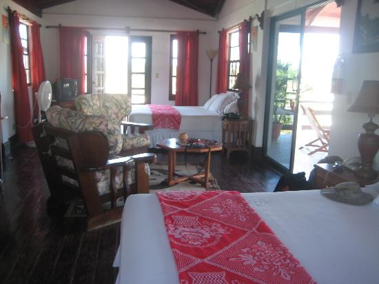 Martha's Guesthouse: Our room