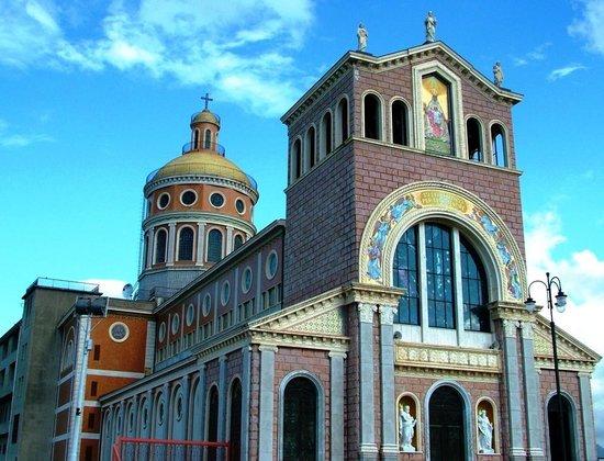 Tindari, Ιταλία: Wallfahrtskirche
