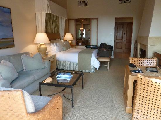 The Resort at Pelican Hill : la chambre