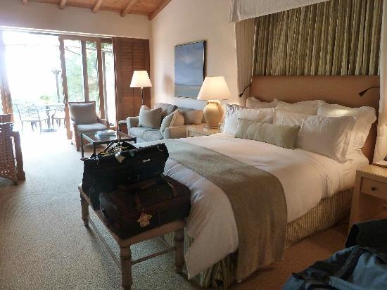 The Resort at Pelican Hill : la chambre vue vers l'extérieur
