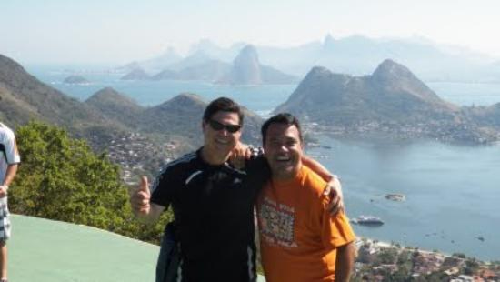 Brasil & Cia: parque de la ciudad.