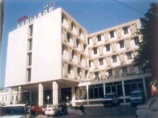 Shalimar Hotel: exterior