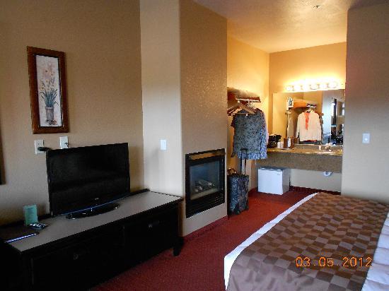 Wildflower Inn at BellRock: King Room