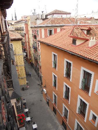 Hostal Esparteros : view from balcony