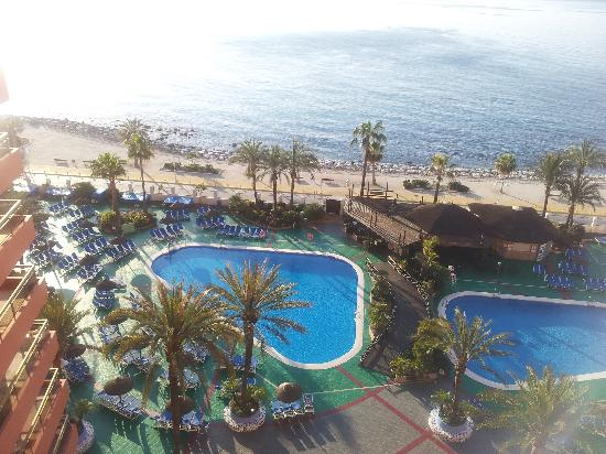 Sunset Beach Club: View from 1015